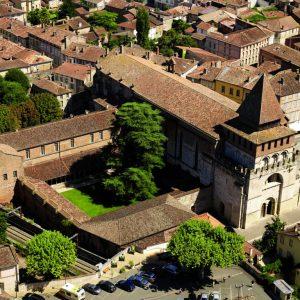 L'Abbaye Saint Pierre à Moissac, sur les chemins de Compostelle