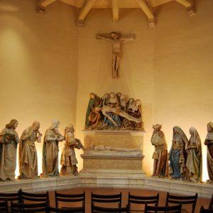 Des découvertes, ici à l'église de Monestiés