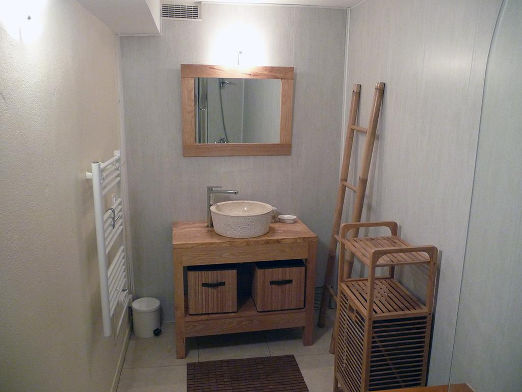 pigeonnier – gite de france – salle de bain