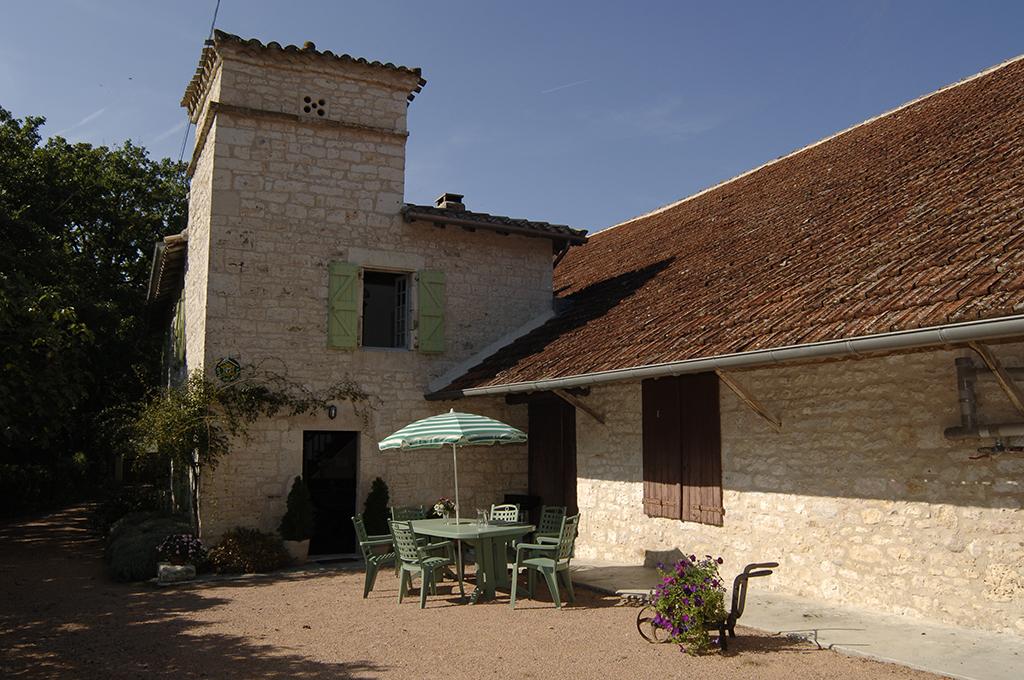 """""""Le Pigeonnier"""" gîte de France dans le Tarn, à proximité de Cordes sur Ciel"""
