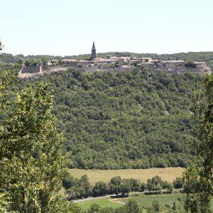 Vue sur Puycelsi