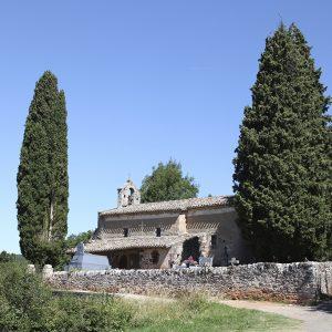 Chapelle Notre Dame des Bois à Mespel